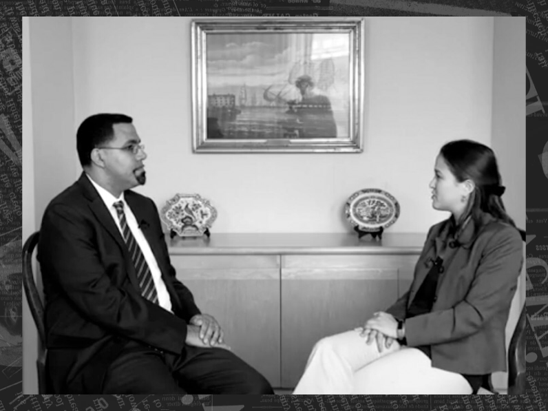 Alia sits with Education Secretary John B. King in his office in 2016 to discuss the ways in which middle-class parents contribute to myriad racial disparities in K-12 schools. Click on the photo to read her article on school segregation's trajectory, the policies that ultimately failed to genuinely integrate K-12 campuses, and the biases that have exacerbated the problem.